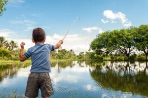 Don't Miss Reel-y Good Family Fun at the River Day Fishing Derby!